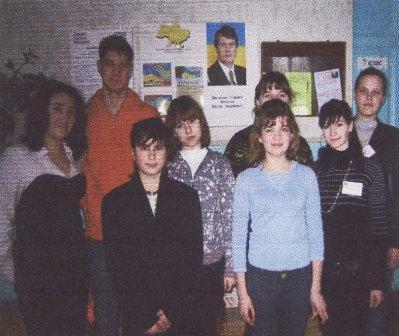 Члени шкільного самоврядування