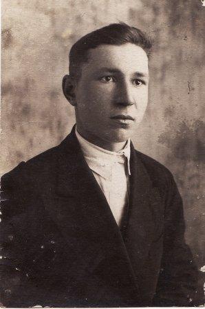 Потапенко Василь, фото 1941 року