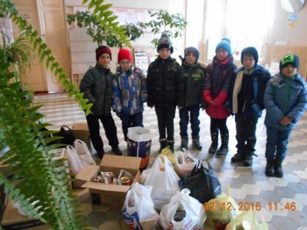 Благодійна акція до Дня Збройних сил України
