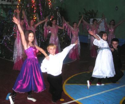 Новорічне свято 2010